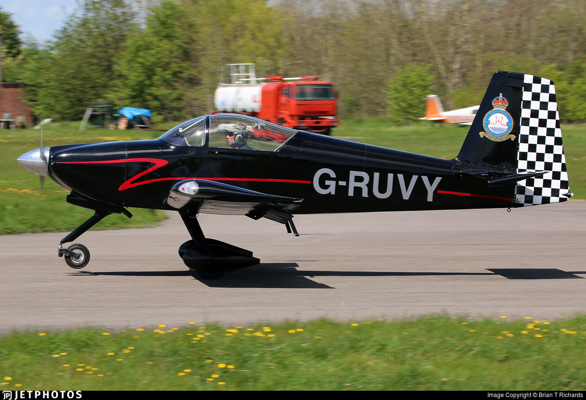 G-RUVY - Vans RV-9A - Private