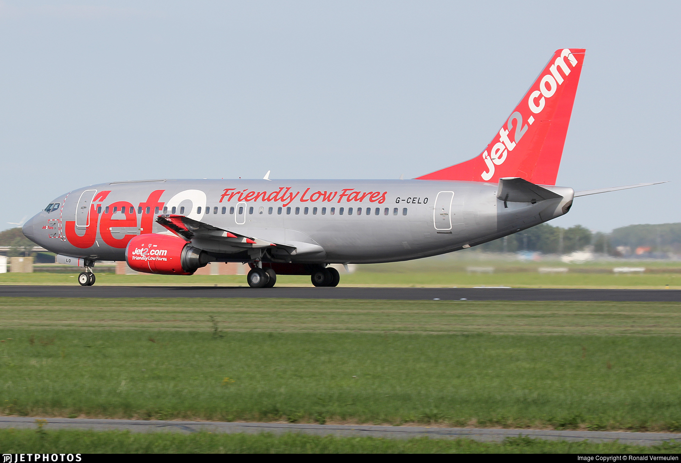 G-CELO - Boeing 737-33A(QC) - Jet2.com