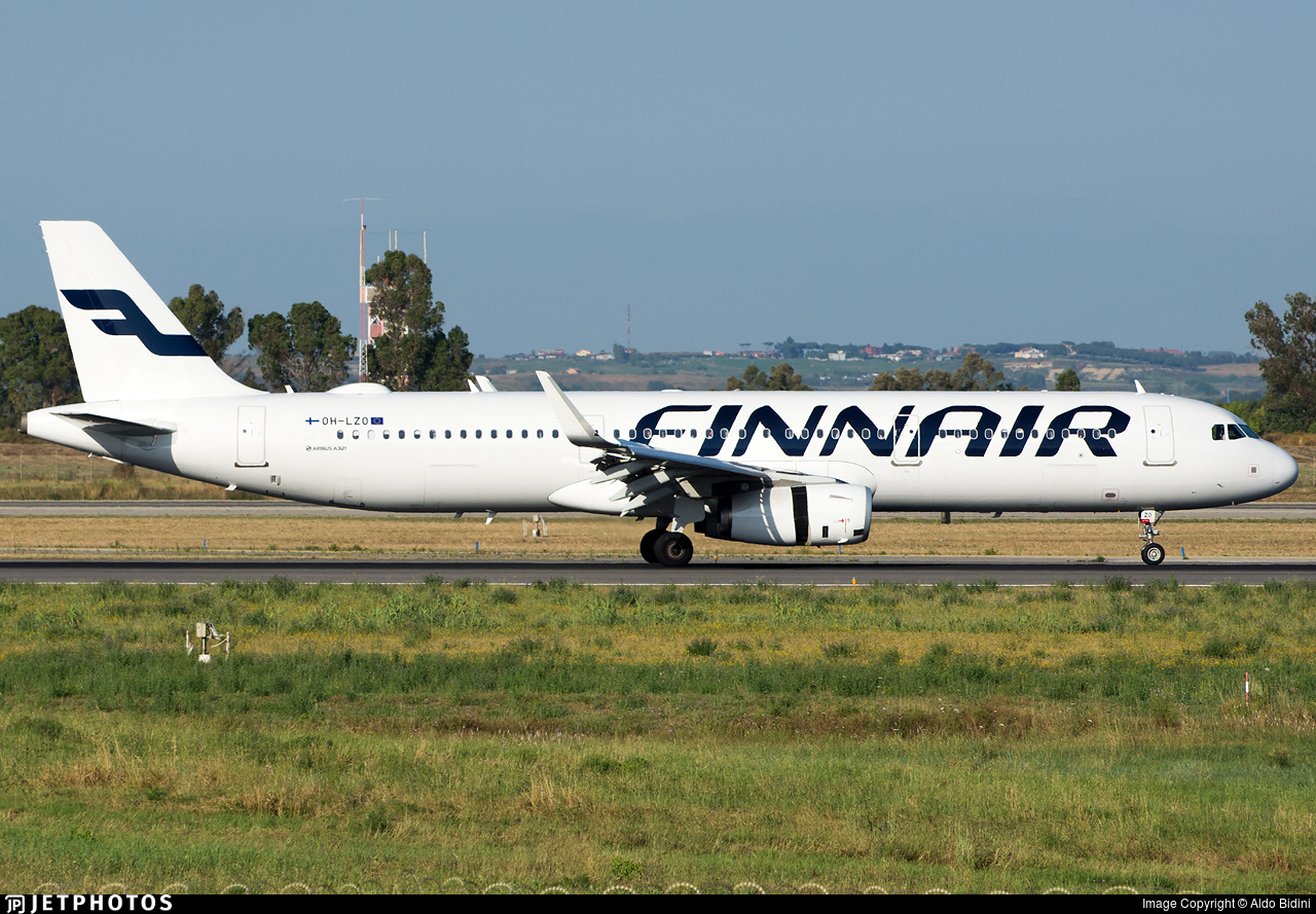 OH-LZO - Airbus A321-231 - Finnair
