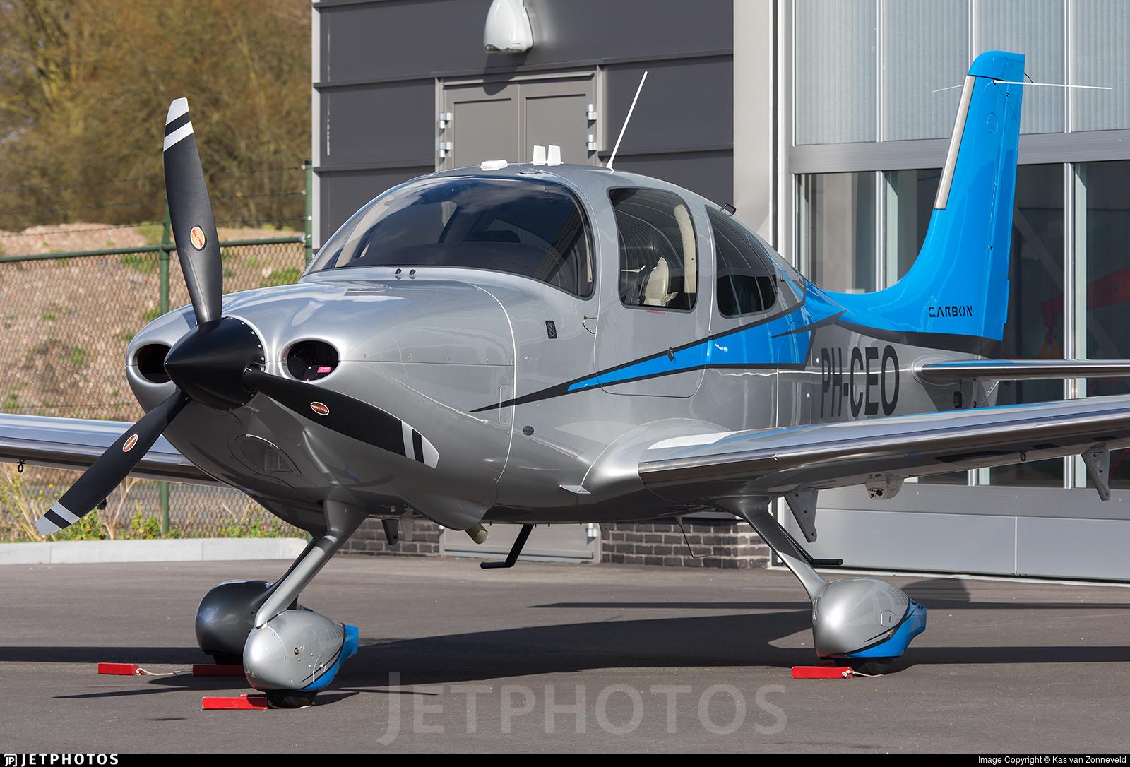 PH-CEO - Cirrus SR22-GTS G5 Carbon - Private