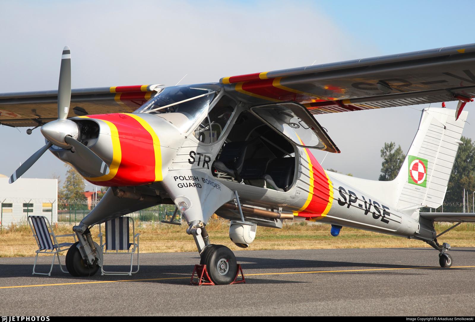 SP-VSE | PZL-Okecie 104M Wilga 2000 | Poland - Border Guard