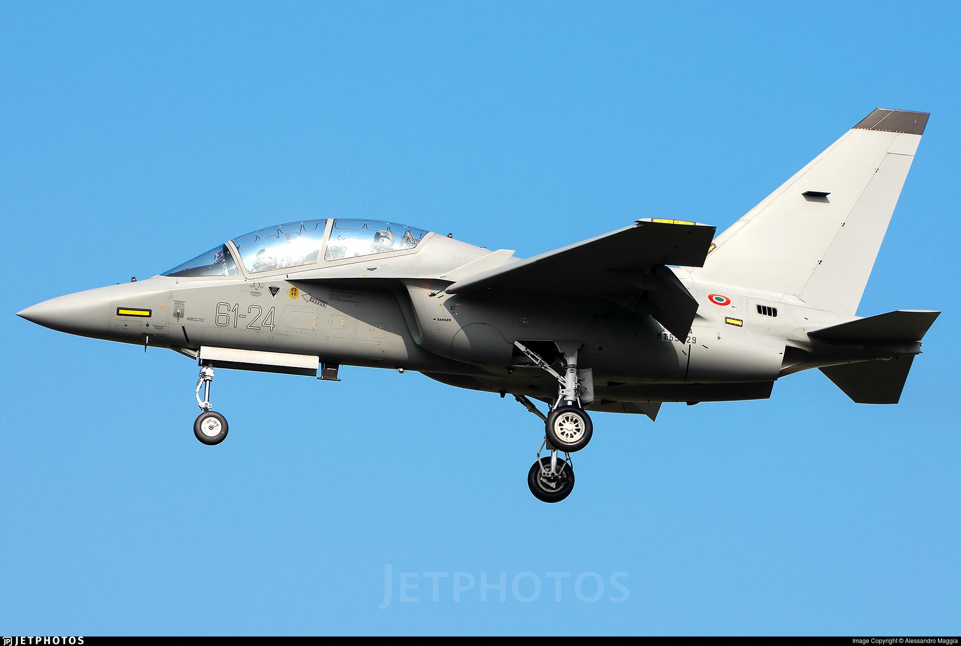 MT55229 - Alenia Aermacchi T-346A - Italy - Air Force