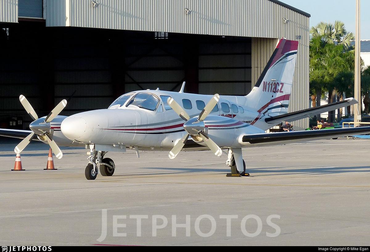 N112CZ - Cessna 441 Conquest - Private