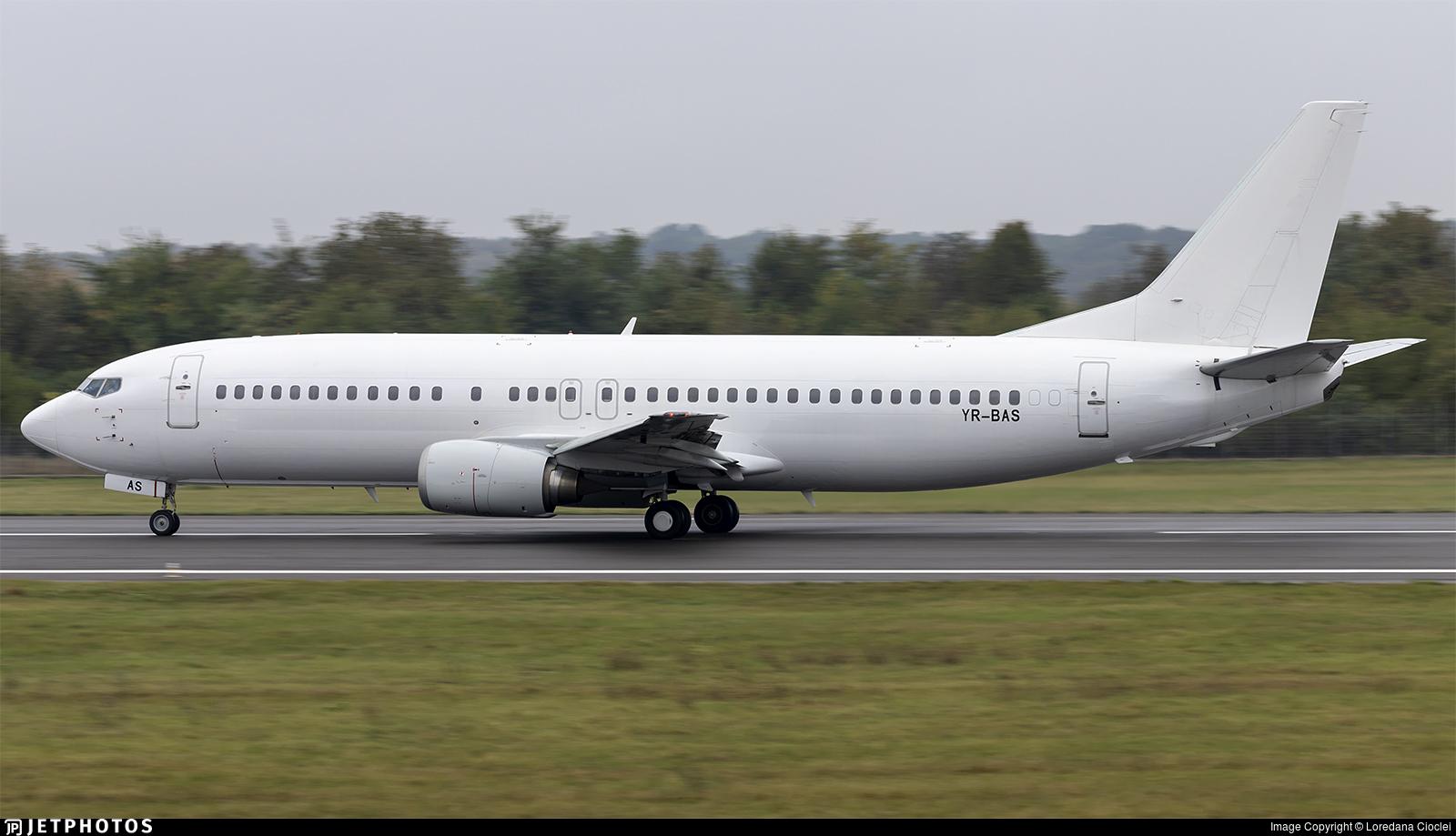 YR-BAS - Boeing 737-430 - Untitled