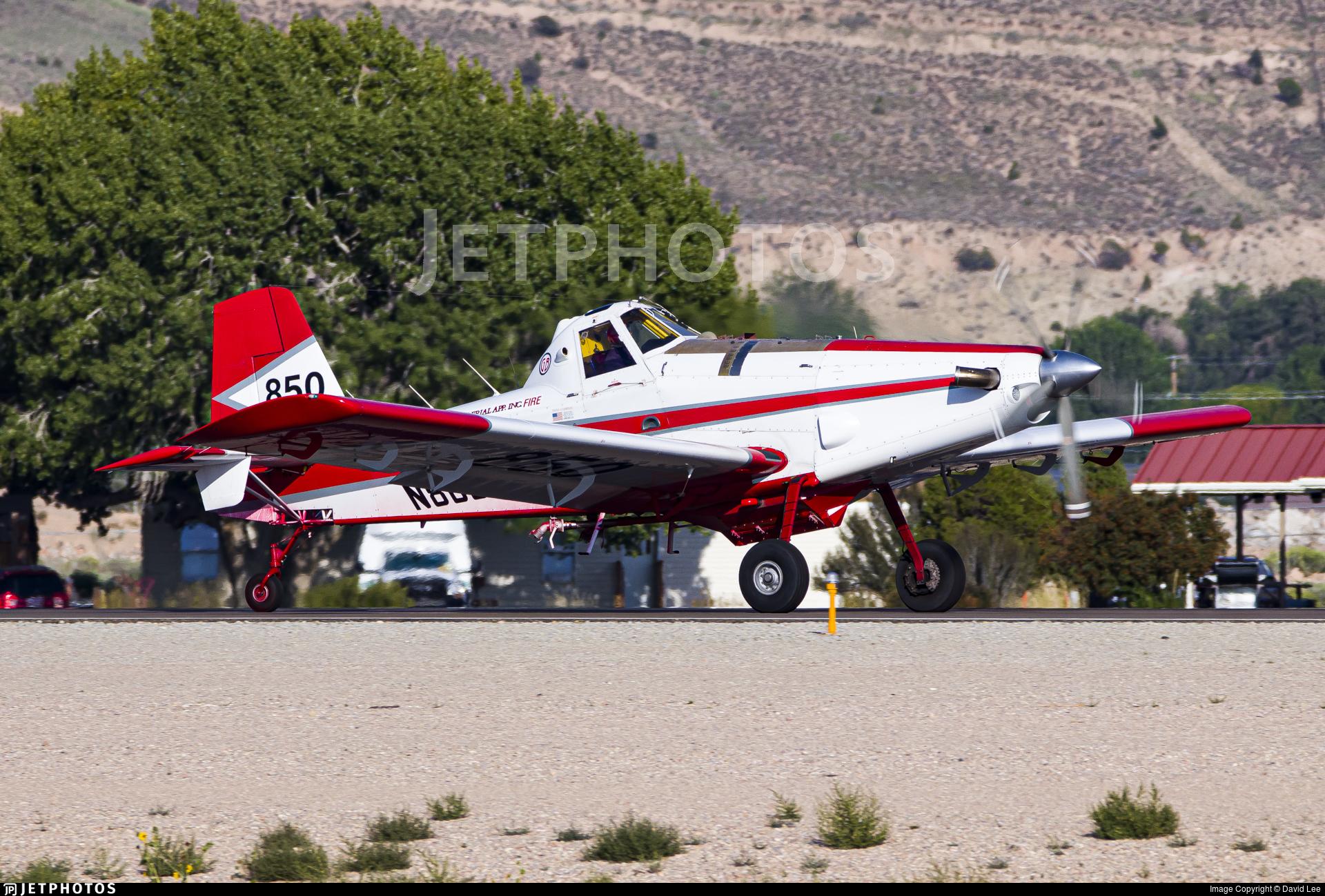 N803MA - Air Tractor AT-802A - Taylor Aviation