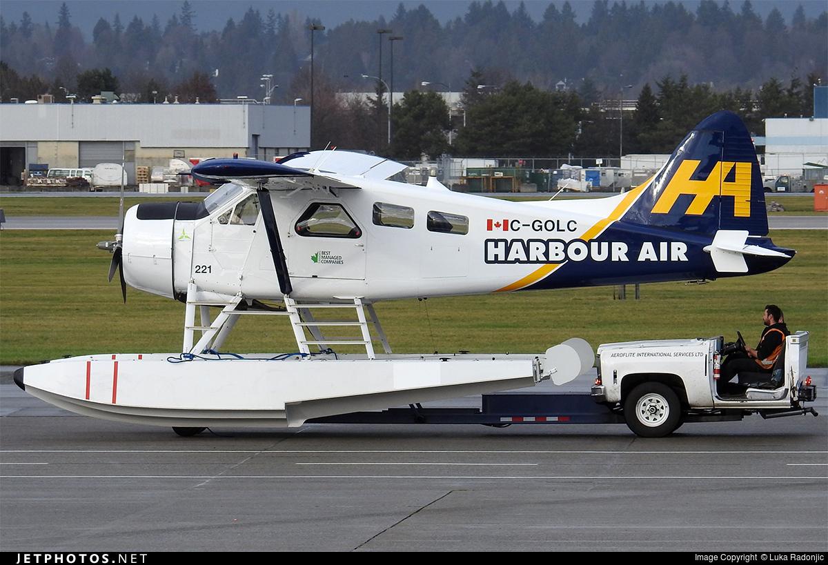 C-GOLC - De Havilland Canada DHC-2 Mk.I Beaver - Harbour Air