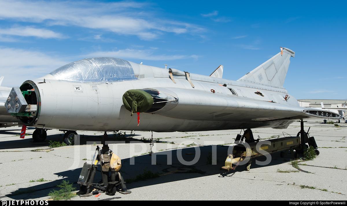 N543J - Saab J-35F Draken - Private