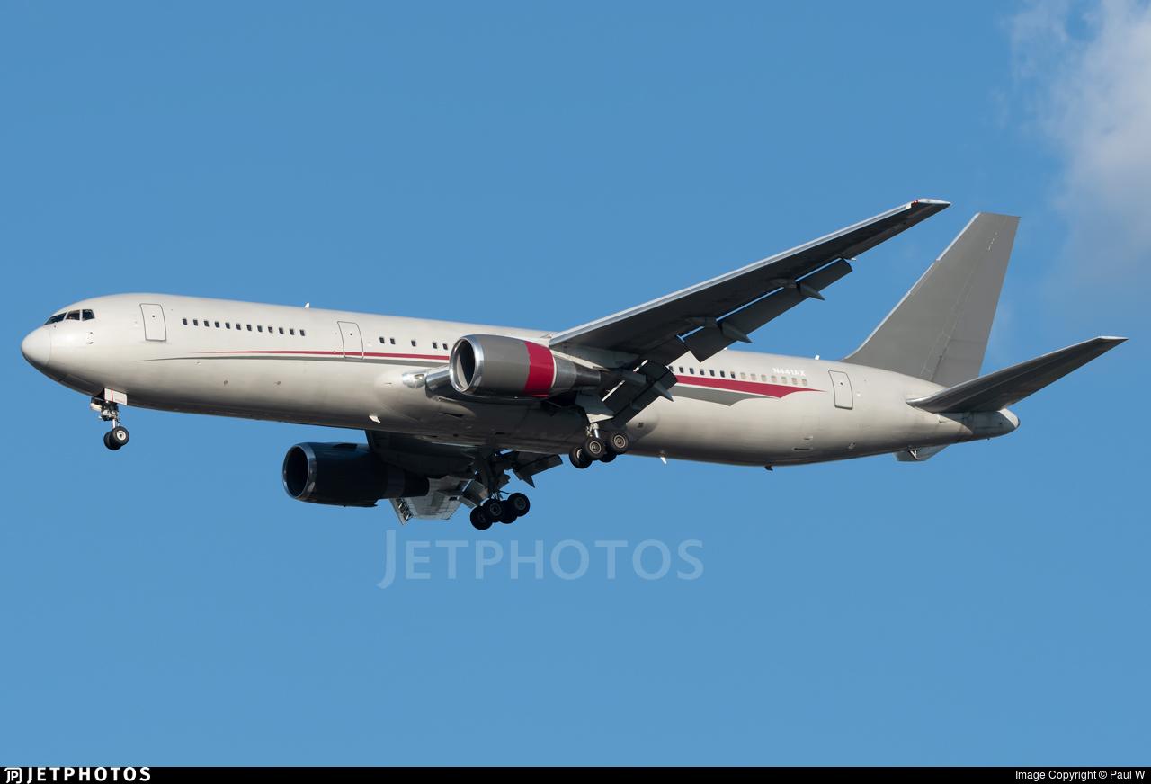 N441AX - Boeing 767-36N(ER) - Omni Air International (OAI)