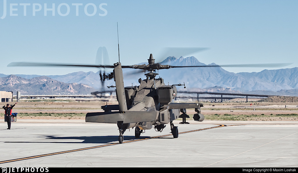 14-03039 - Boeing AH-64E Apache Guardian - United States - US Army