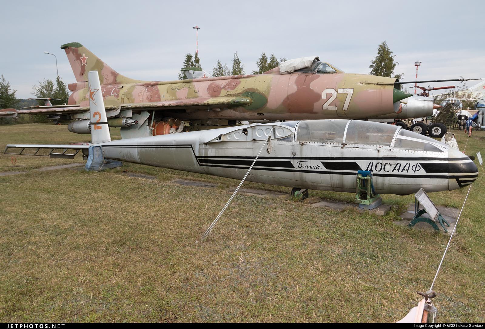 72 - Let L-13 Blanik - Russia - Air Force