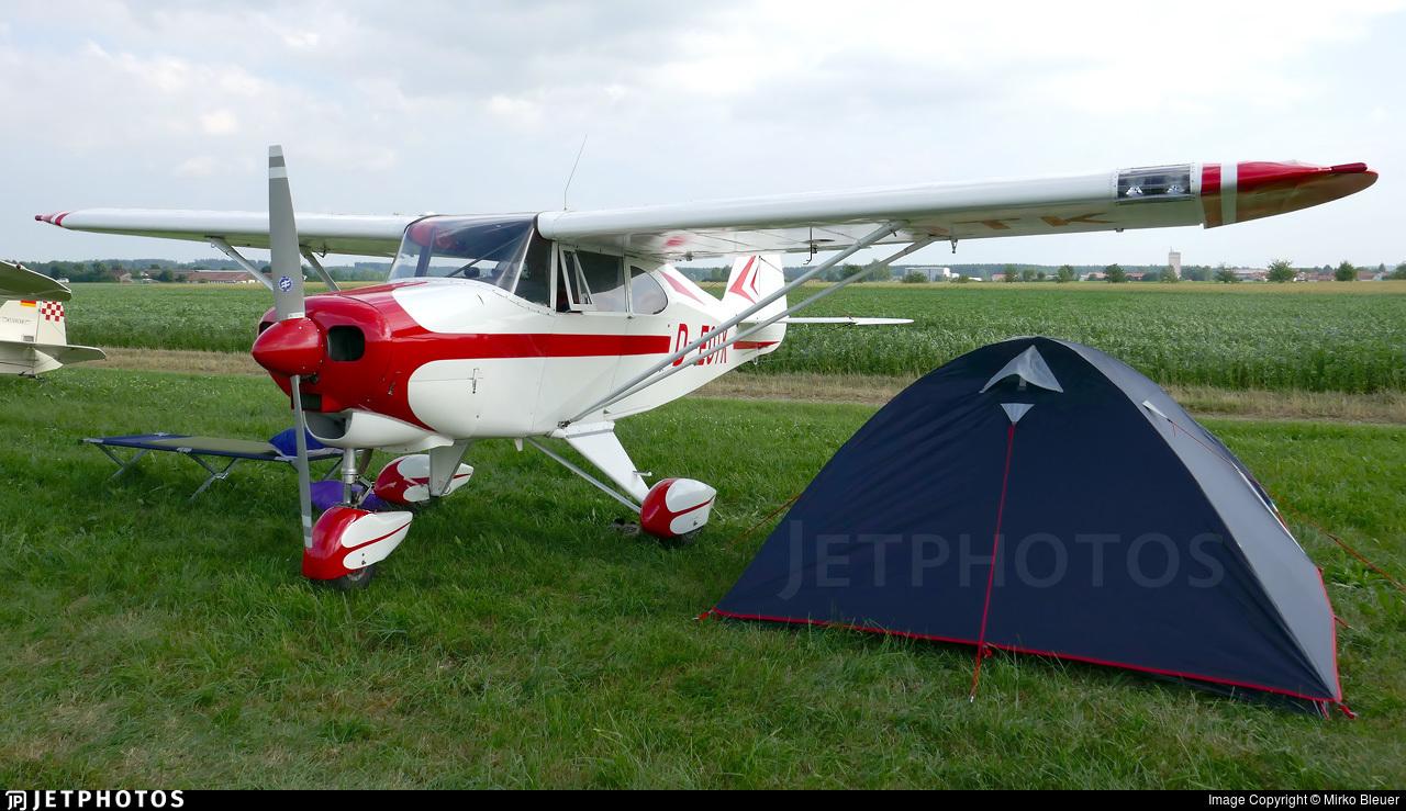 D-EOTK - Piper PA-22-150 Tri-Pacer - Private