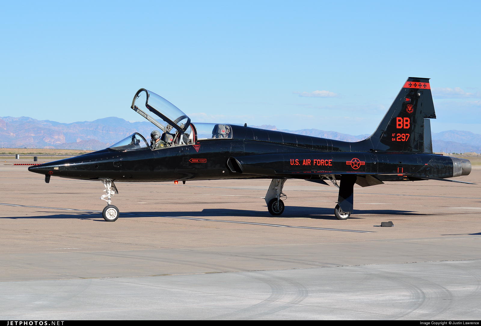 64-13297 - Northrop T-38A Talon - United States - US Air Force (USAF)