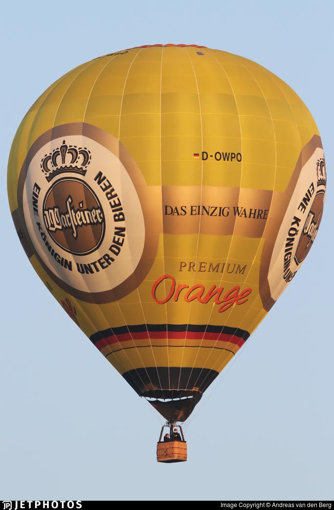 D-OWPO - Ultramagic M-120 - Ballonfahrtverein Essen