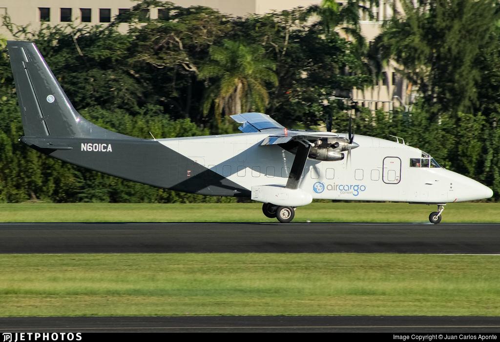 N601CA - Short 360-100 - Air Cargo Carriers