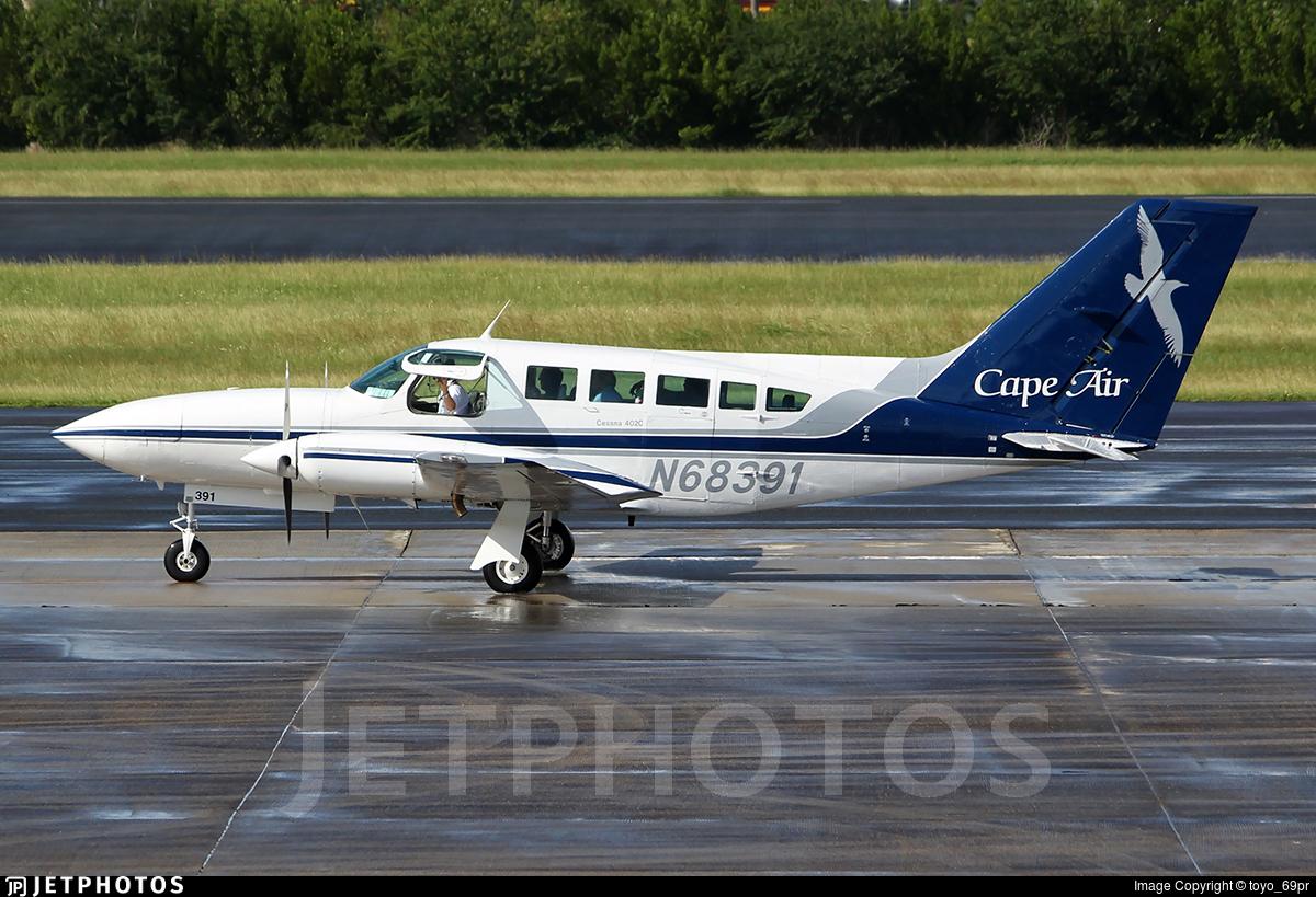 N68391 - Cessna 402C - Cape Air