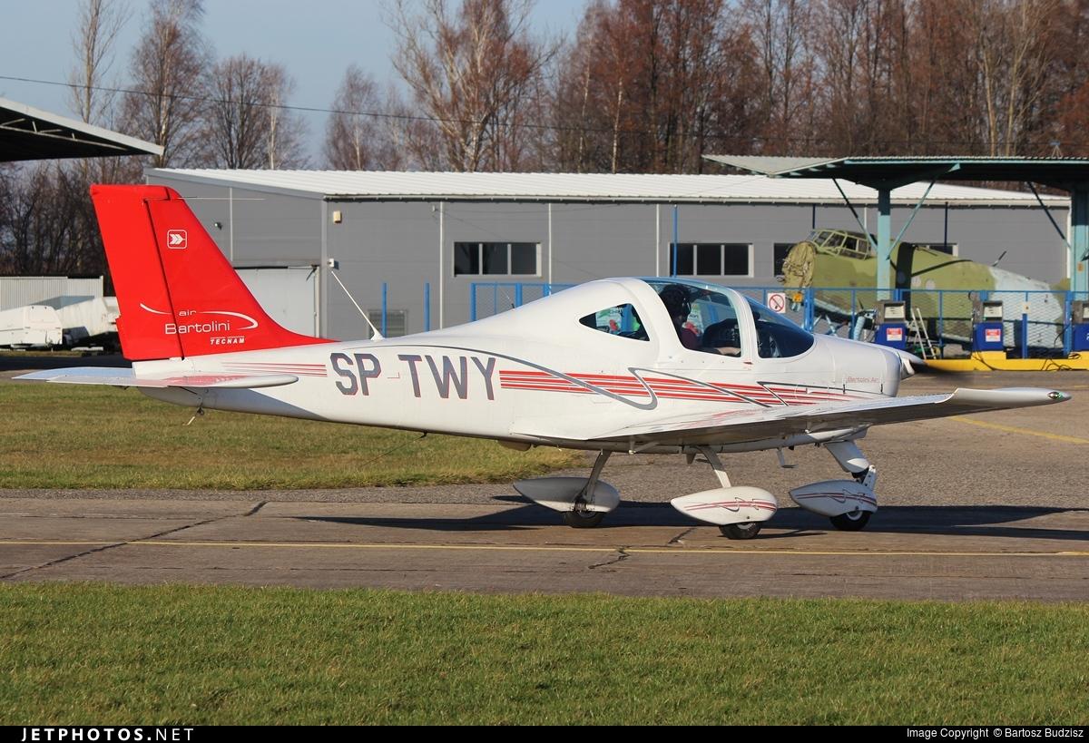 SP-TWY - Tecnam P2002JF Sierra - Bartolini Air