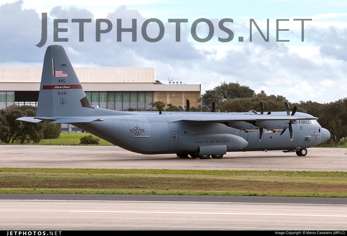 99-1431 - Lockheed Martin C-130J-30 Hercules - United States - US Air Force (USAF)