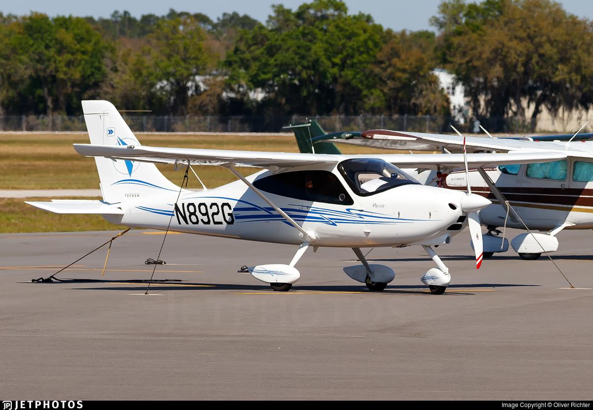 N892G - Tecnam P2008 - Costruzioni Aeronautiche Tecnam