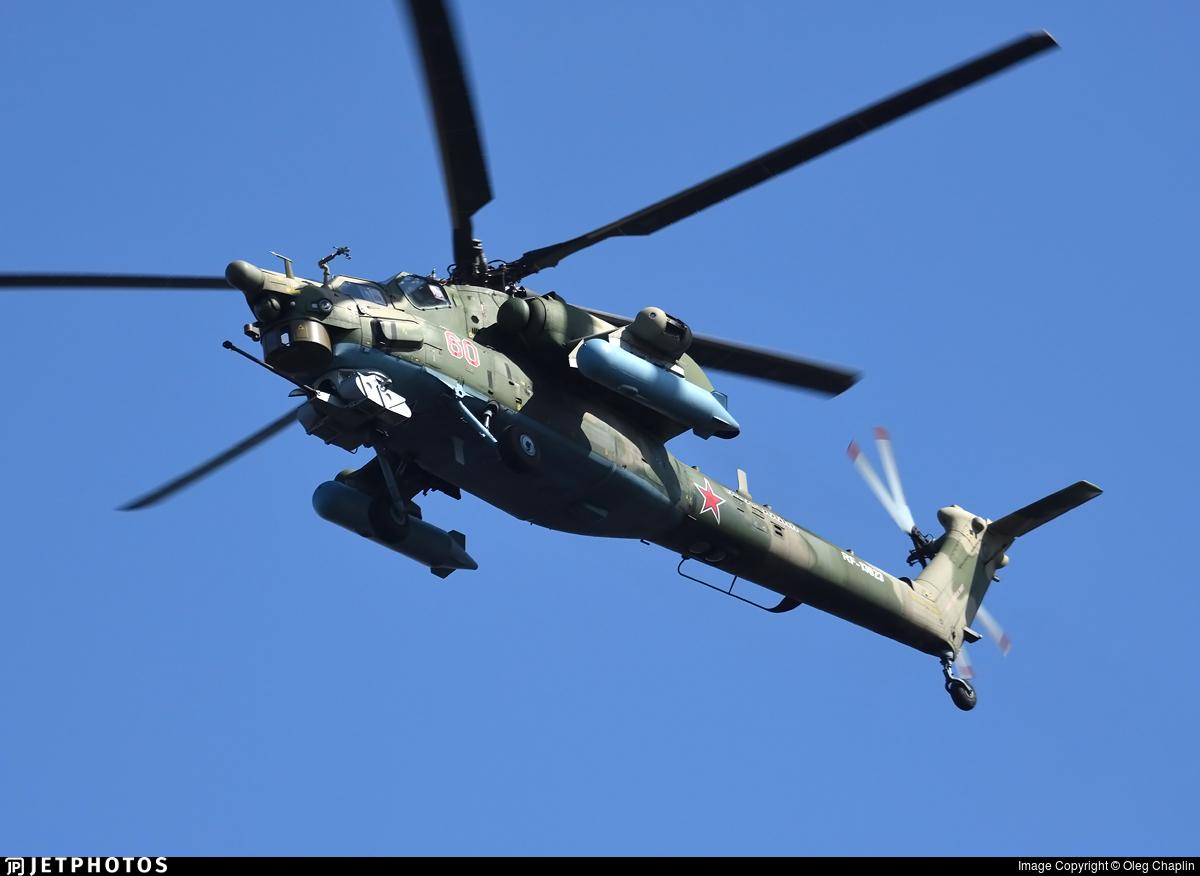 RF-13623 - Mil Mi-28N Havoc - Russia - Air Force