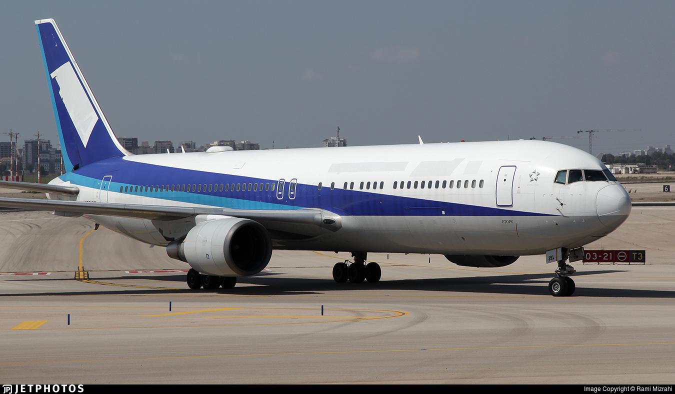 N391CM - Boeing 767-381(ER) - Cargo Aircraft Management