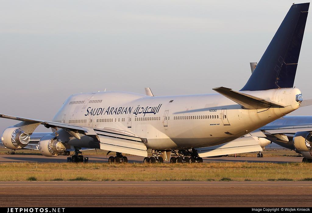 N352AS - Boeing 747-446 - Untitled