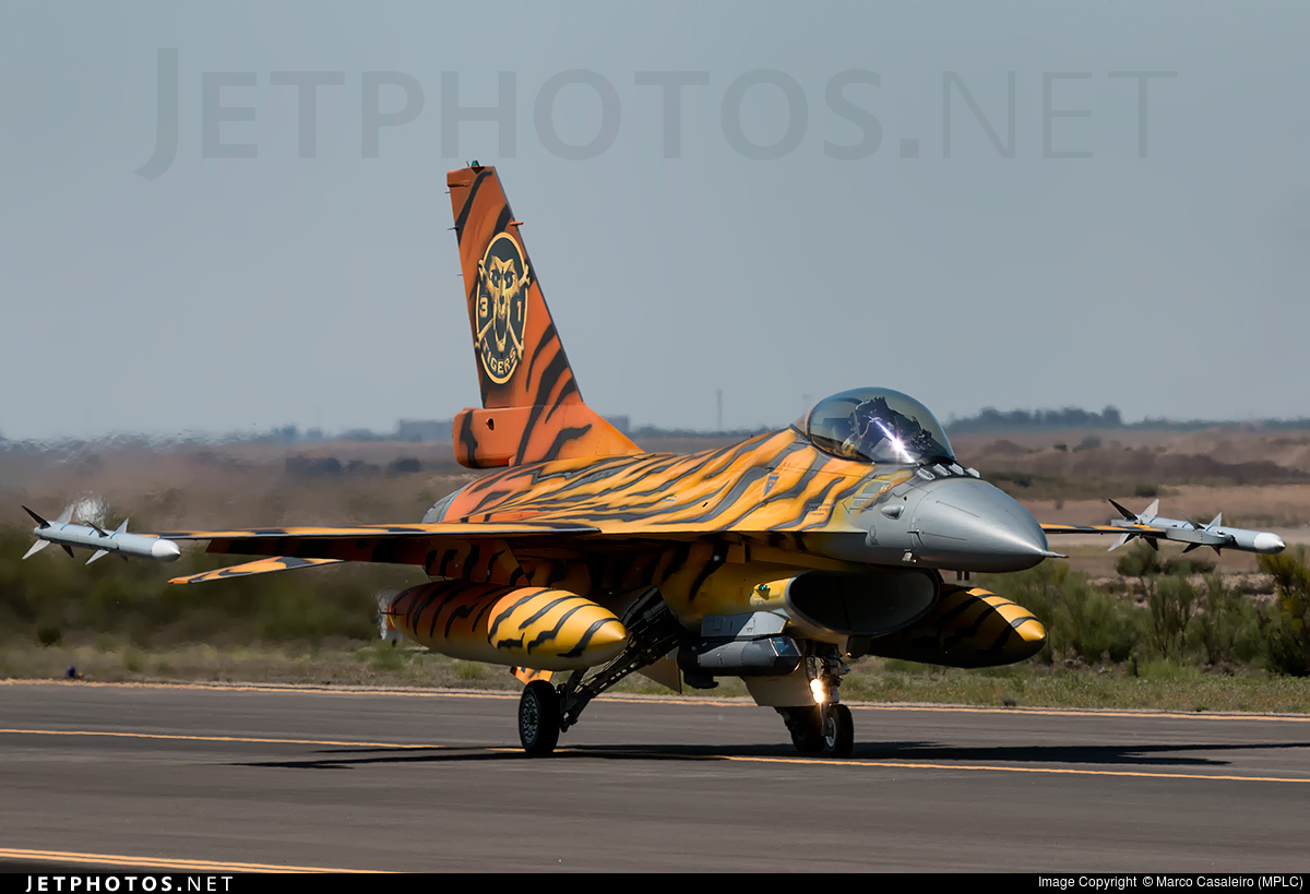 FA-77 - General Dynamics F-16AM Fighting Falcon - Belgium - Air Force