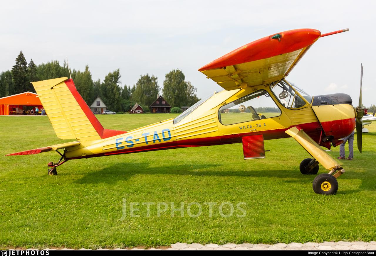 ES-TAD - PZL-Okecie 104 Wilga 35A - Private