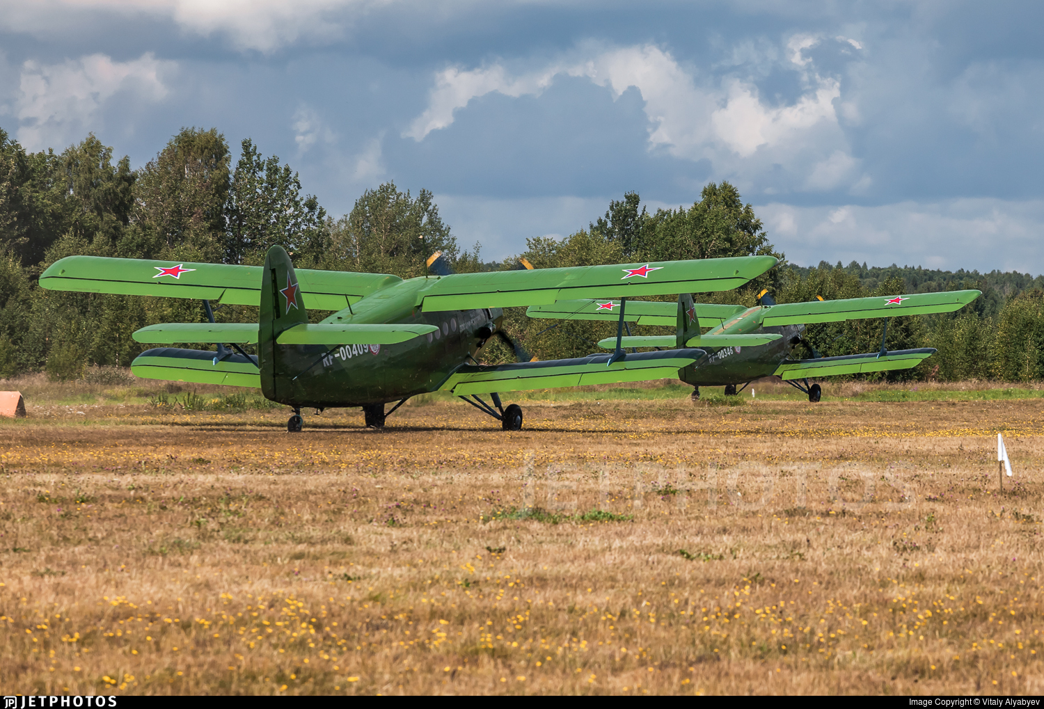 RF-00409 - PZL-Mielec An-2T - Russia - Voluntary Society for Assistance to the Army, Air Force and Navy (DOSAAF)