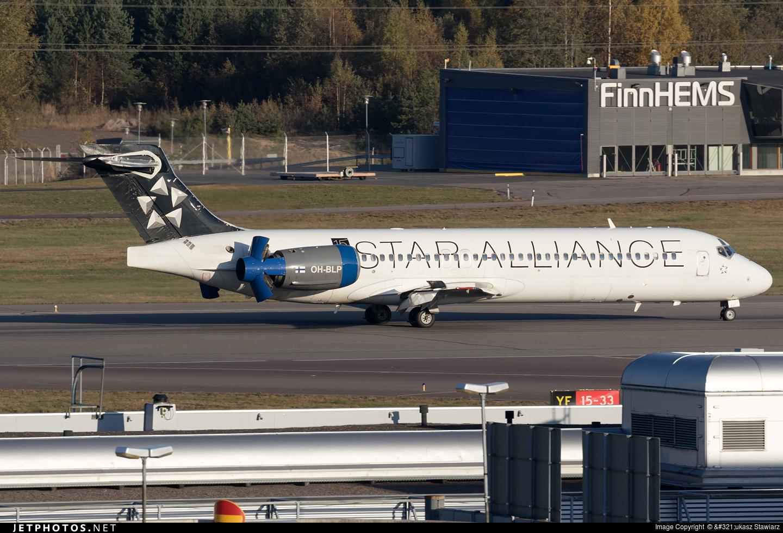 OH-BLP - Boeing 717-23S - Blue1
