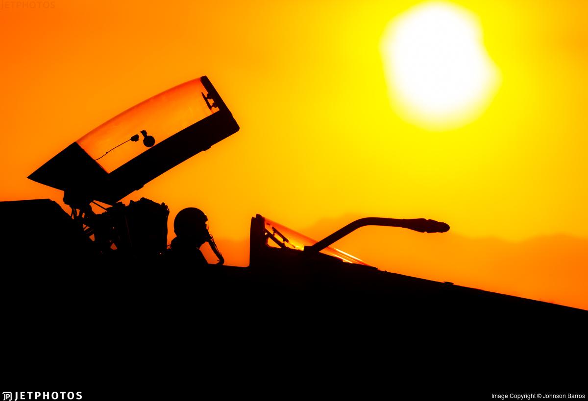 FAB4863 - Northrop F-5EM Tiger II - Brazil - Air Force