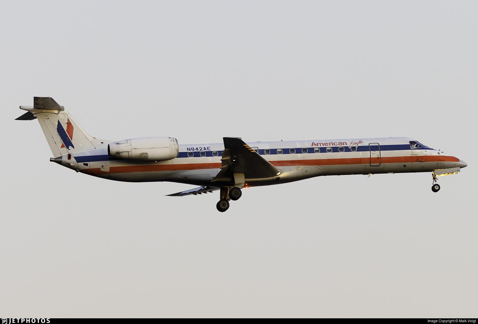 N842AE - Embraer ERJ-140LR - American Eagle (Envoy Air)