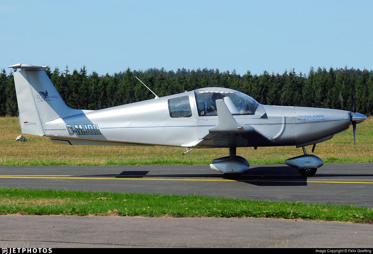 D-MJRR - Dova DV-1 Skylark - Private