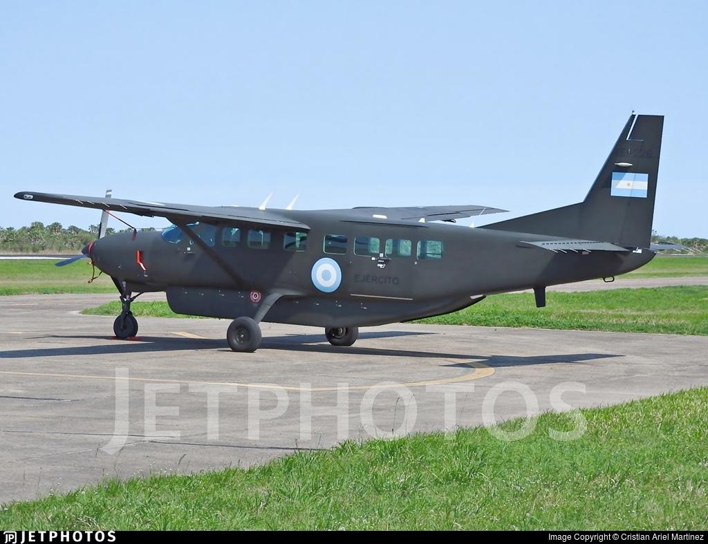 AE-226 - Cessna 208B Grand Caravan EX - Argentina - Army