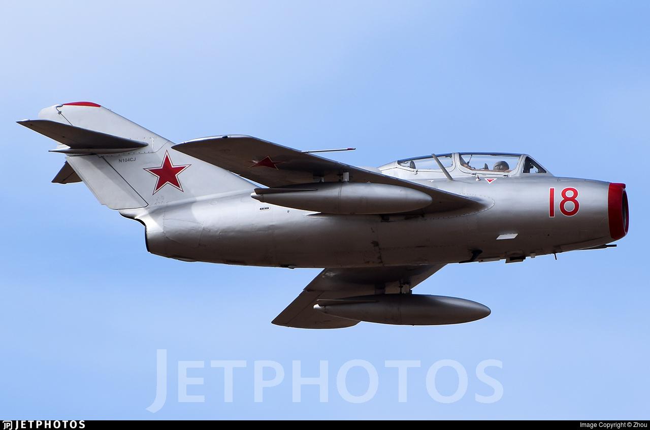 N104CJ - WSK-Mielec SB Lim-2 - Private