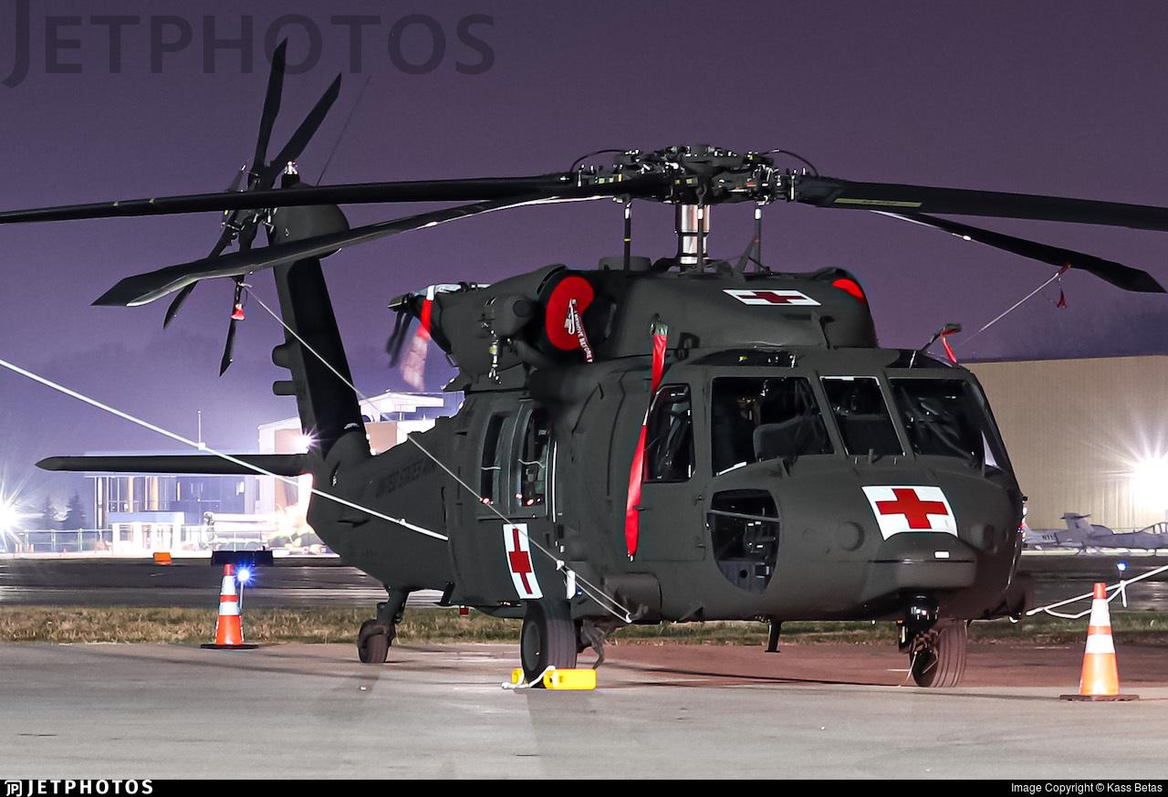 20-21124 - Sikorsky UH-60M Blackhawk - United States - US Army