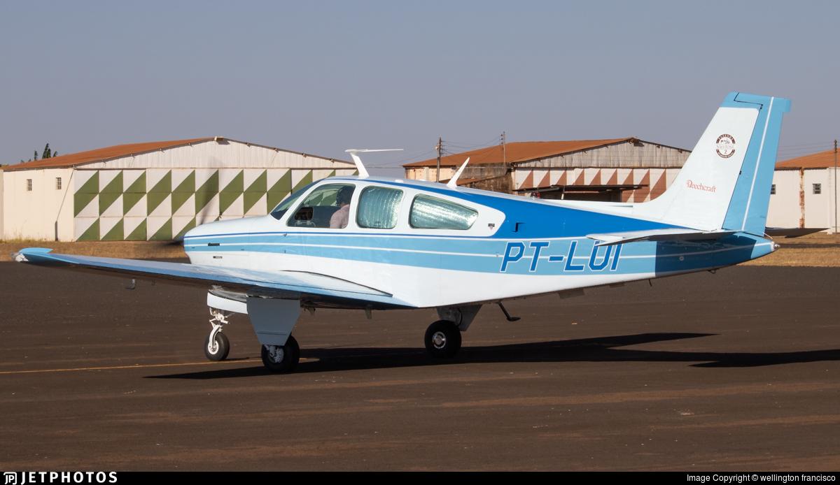 PT-LUI - Beechcraft F33A Bonanza - Private