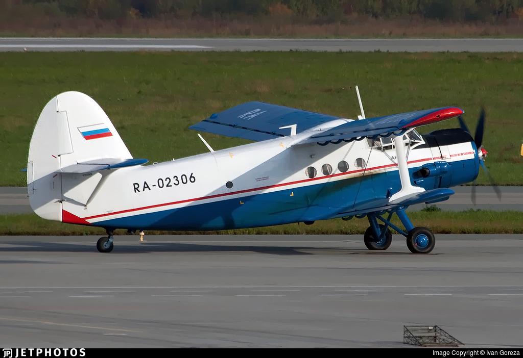 RA-02306 - Antonov An-2 - Dalnerechensk Avia Ltd.