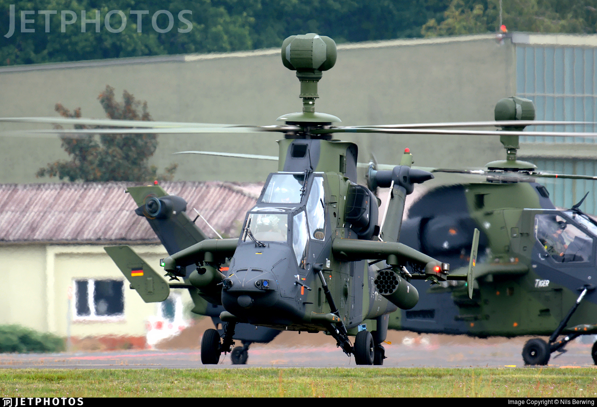 74-56 - Eurocopter EC 665 Tiger UHT - Germany - Army