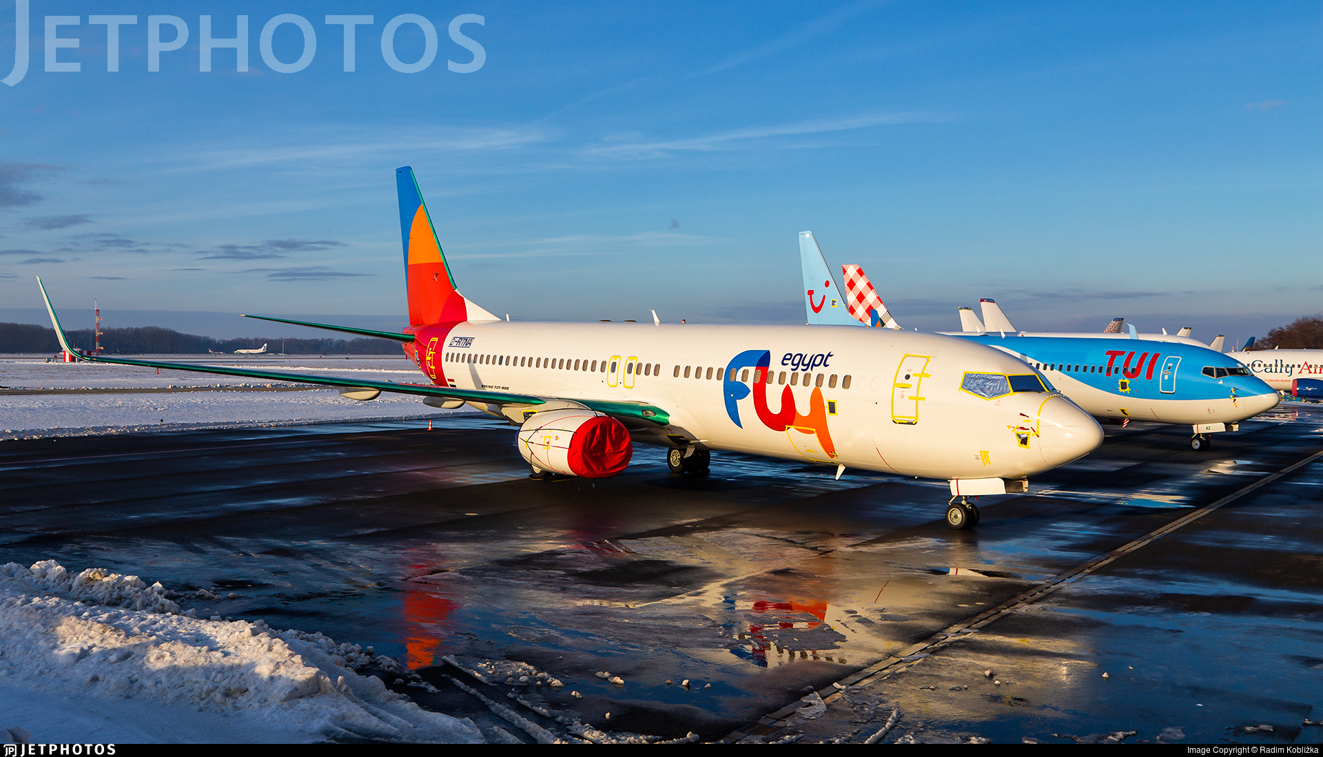 2-RTNA - Boeing 737-86N - FlyEgypt