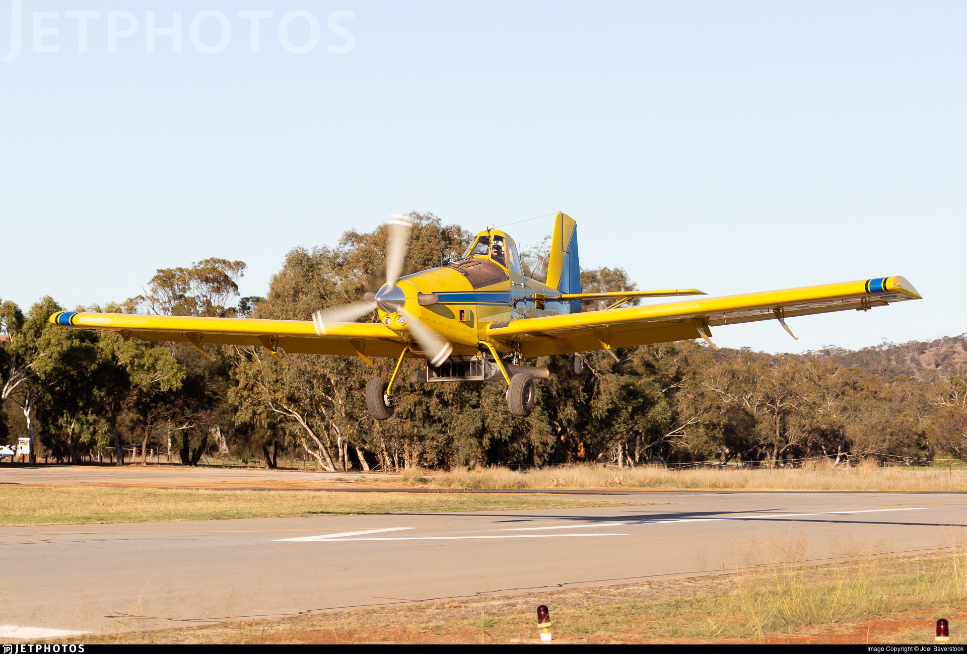 VH-KDN - Air Tractor AT-402B - Cropcair Aviation