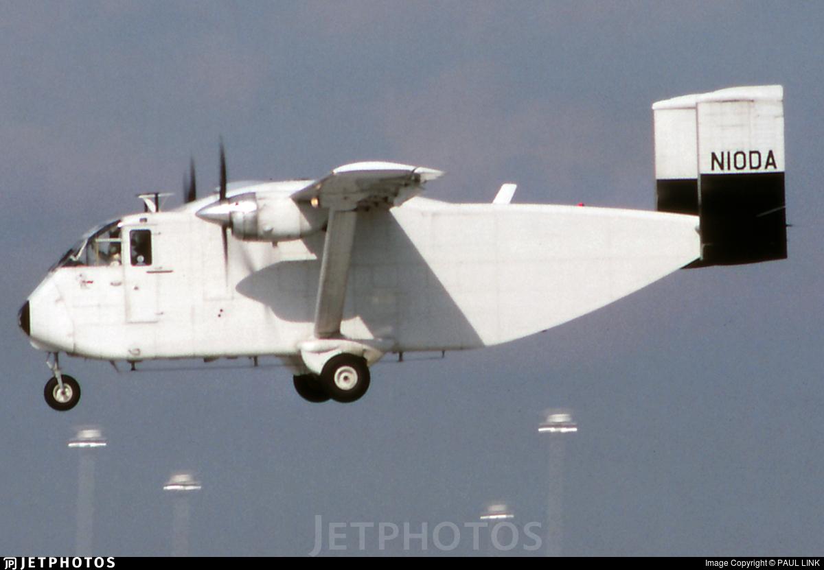 N10DA - Short SC-7 Skyvan - Air Cargo Carriers
