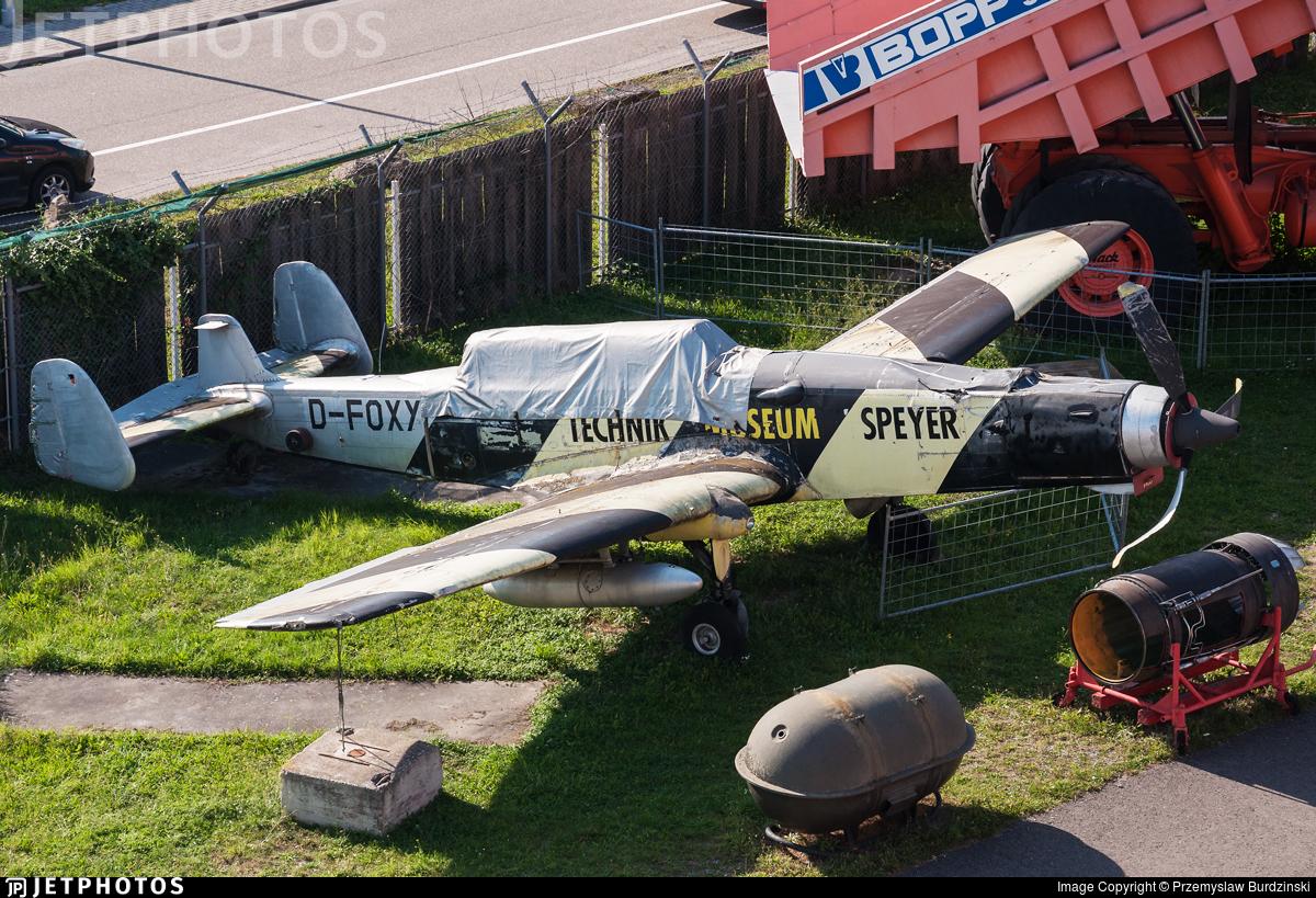 D-FOXY - EKW C-3605 Schlepp - Private