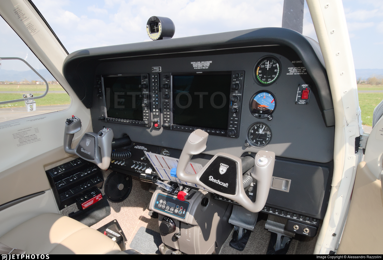 D-EWRI - Beechcraft 36 Bonanza - Private