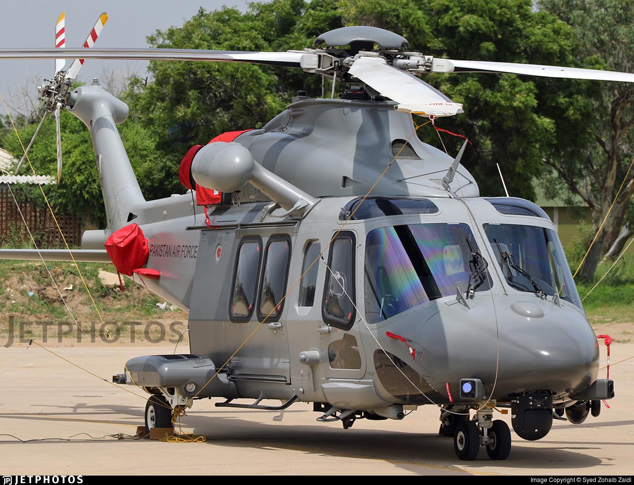 18-013 - Agusta-Westland AW-139 - Pakistan - Air Force