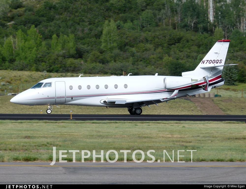 N700QS - IAI 1126 Galaxy - NetJets Aviation