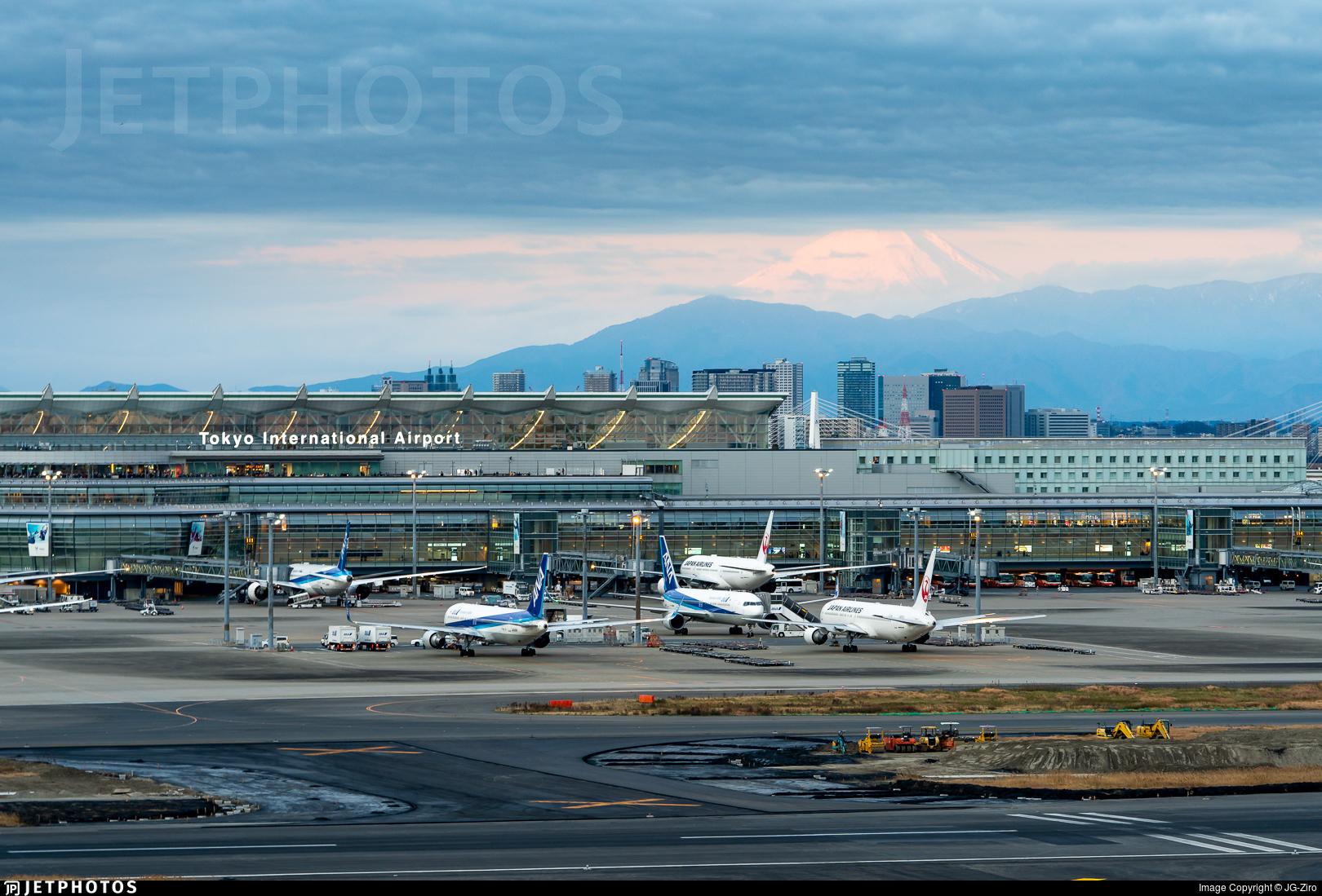 RJTT - Airport - Airport Overview