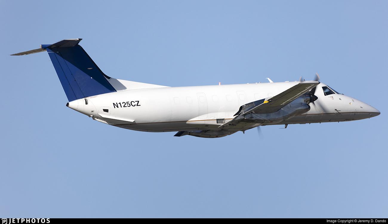 N125CZ - Embraer EMB-120ER Brasília - Freight Runners Express