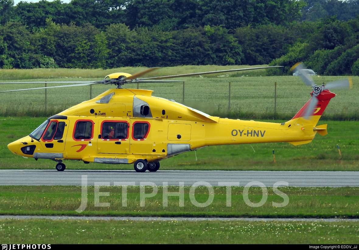 OY-HNV - Airbus Helicopters H175 - Private