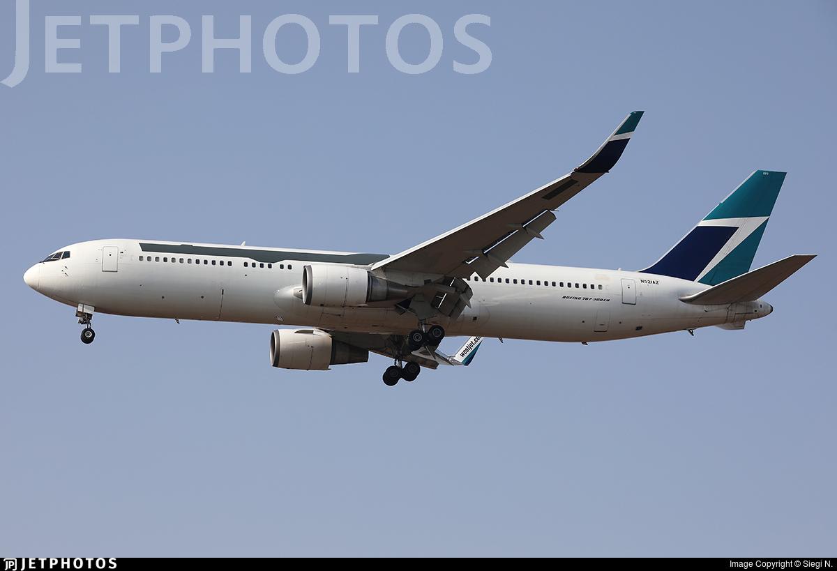 N521AZ - Boeing 767-338(ER) - Untitled