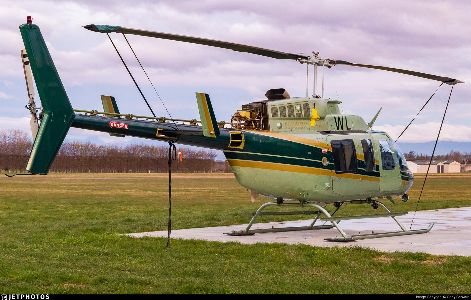 ZK-HWL - Bell 206L-3 LongRanger III - Helicopter Charter Karamea